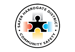 Safer Harrogate District Logo
