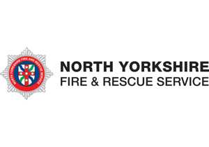 North Yorkshire Fire & Rescue Logo